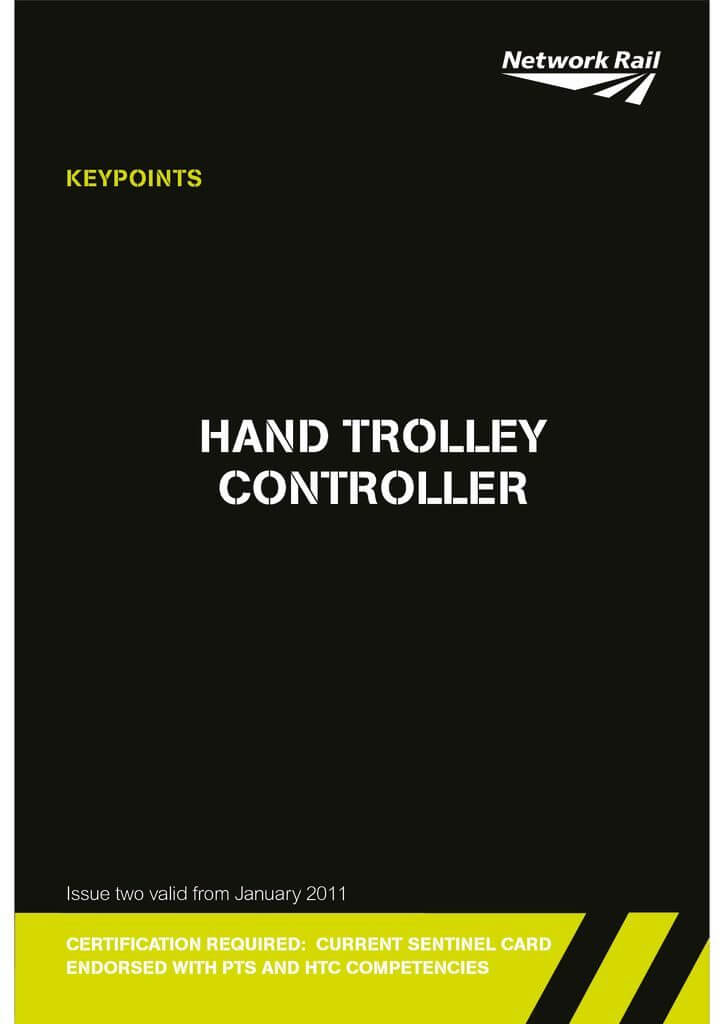 4-Hand-Trolley-Controller