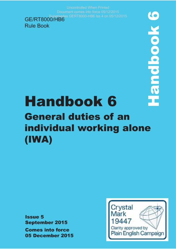 6-General-Duties-of-an-Individual-Working-Alone-IWA