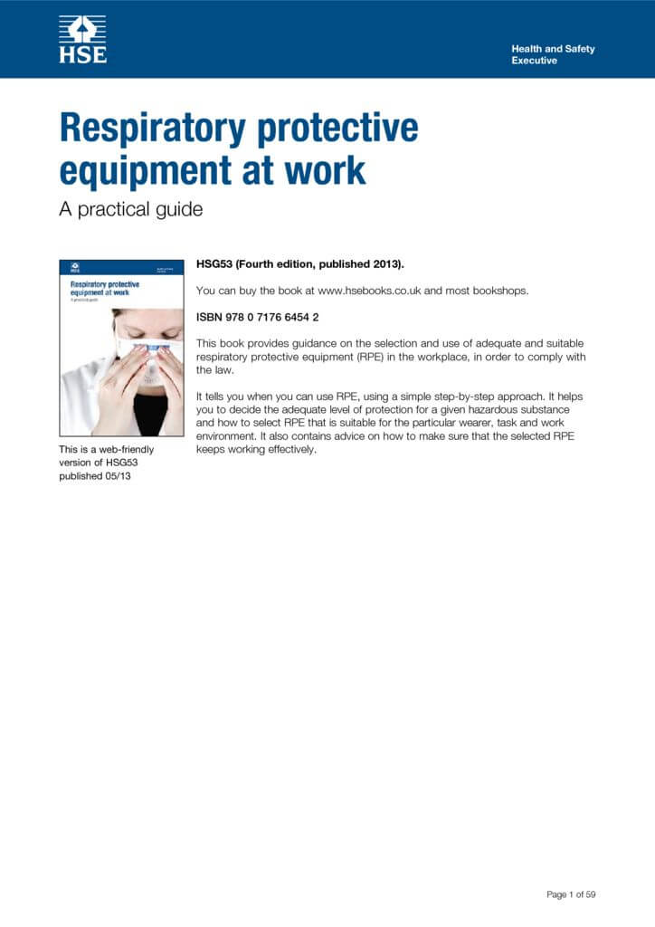 Respiratory-protective-euipment-at-work-Manual-pdf